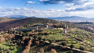 Montecolognola Borough - Umbria