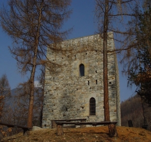 Castionetto Tower - Lombardy