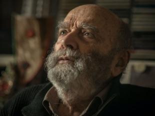 Luis de Pablo, Golden Lion Biennale Musica, ph. Rivas