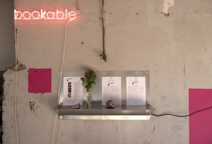 Bookable Bookable, the book (publisher diana marrone, pr/undercover), (courtesy photo pr/undercover and Danilo Capasso)