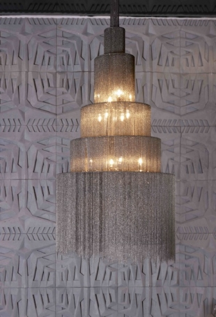 Chains-up, Re-fuse collection, lampshade