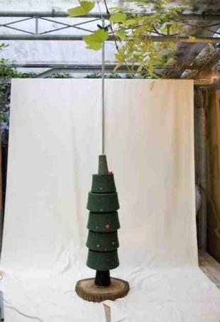 Making of, study for a Xmas tree / courtesy Tatiana Uzlova