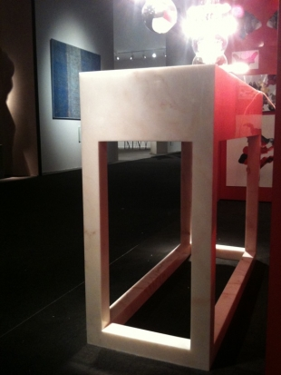 Home Around a Void, PAD Paris 2012, Nilufar Booth (n. 67)