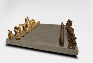Gallery Libby Seller, Chess Set by Fredrikson Stallard, 2012