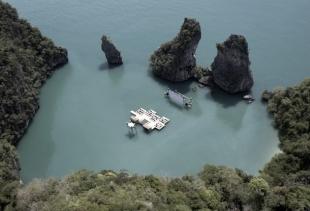 Archipelago Cinema at Film on the Rocks Yao Noi, Photo by Piyatat Hemmatat