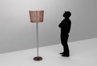 Tunisia, floor lamp option A