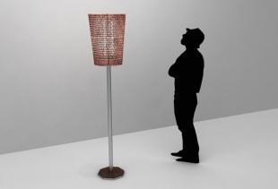 Tunisia, floor lamp option B
