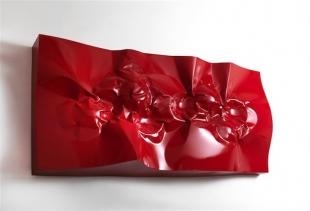 Helidon Xhixha, Energia attraverso il rosso, courtesy EAC
