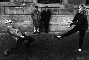 Gianni Berengo Gardin, Monaco 1965, Courtesy l'autore per gentile concessione per diritto di cronaca dalla Casa dei Tre Oci