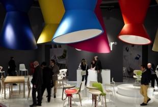 Salone Mobile 2012. Photo by Saverio Lombardi Vallauri. Courtesy Cosmit spa